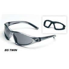 BS-TWIN SILVER CHROME FRAME