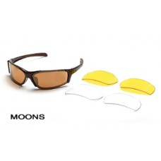 MOONS-METALLIC BROWN