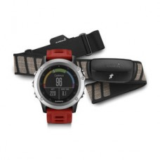 Garmin fēnix 3 Performance Bundle - Silver